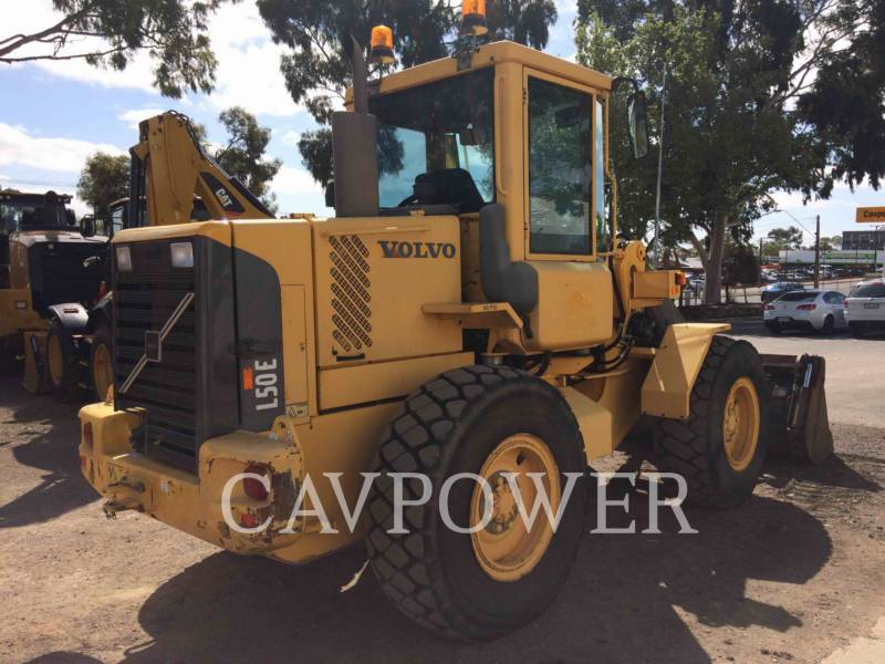 VOLVO CONSTRUCTION EQUIPMENT WHEEL LOADERS/INTEGRATED TOOLCARRIERS L50E equipment  photo 3