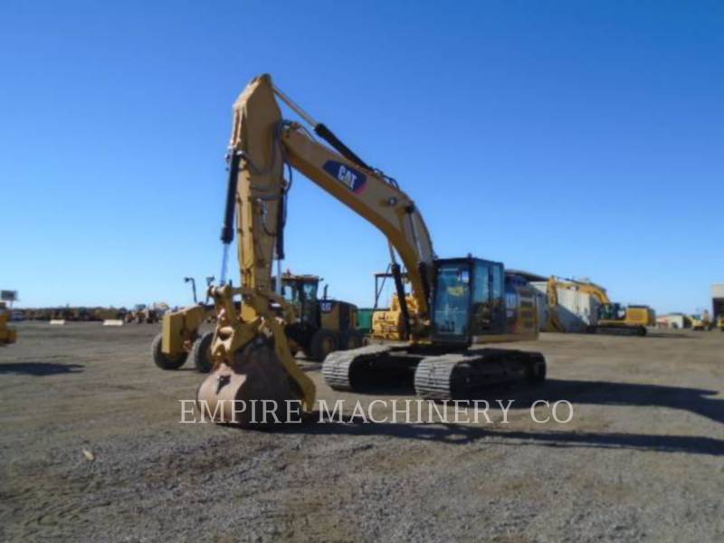 CATERPILLAR KETTEN-HYDRAULIKBAGGER 329FL TH P equipment  photo 4