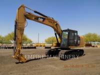 CATERPILLAR KETTEN-HYDRAULIKBAGGER 316FL equipment  photo 4