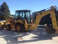 CATERPILLAR RETROESCAVADEIRAS 420E E equipment  photo 3