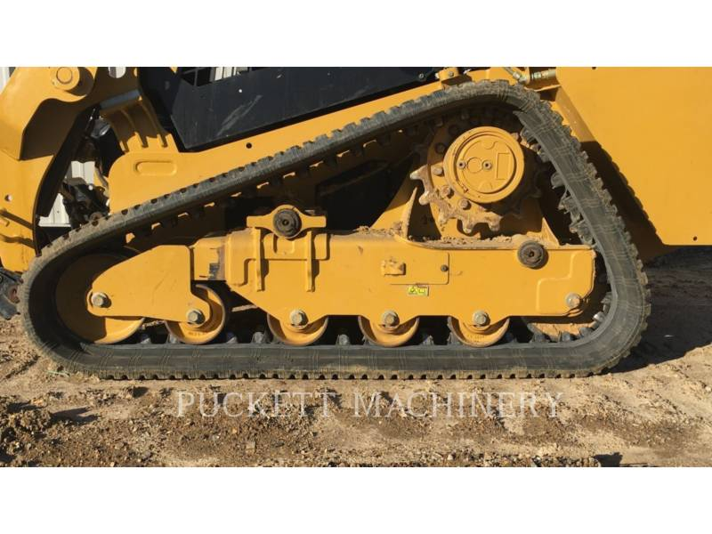 CATERPILLAR 多様地形対応ローダ 239 D equipment  photo 9