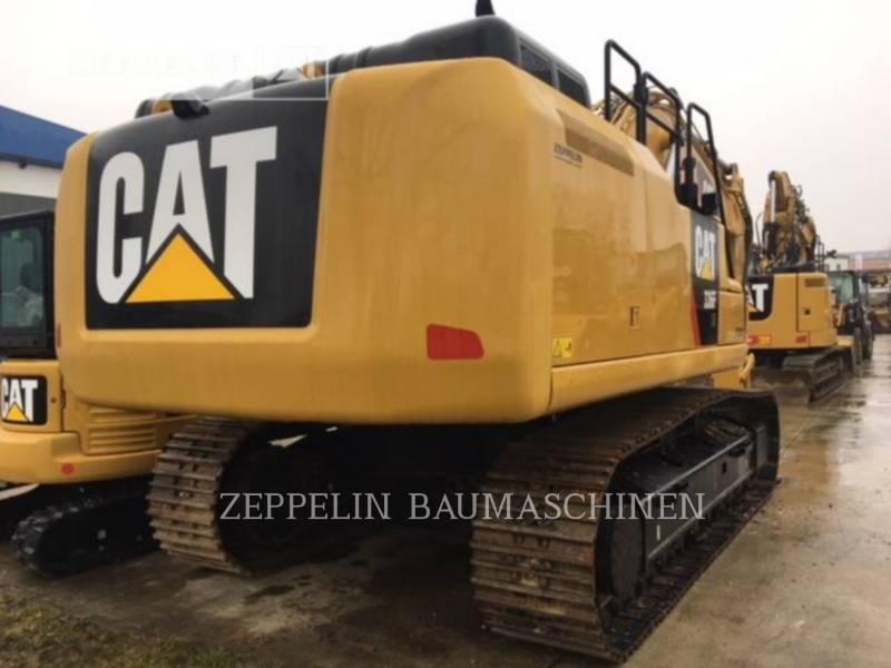 CATERPILLAR トラック油圧ショベル 336FLNDCA equipment  photo 1