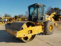 Equipment photo CATERPILLAR CS-56 VIBRATORY SINGLE DRUM SMOOTH 1