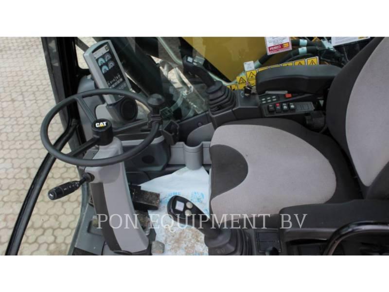 CATERPILLAR ESCAVADEIRAS DE RODAS M313 D equipment  photo 9