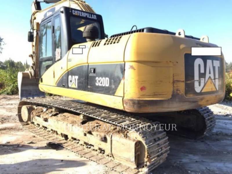 CATERPILLAR TRACK EXCAVATORS 320DL equipment  photo 2