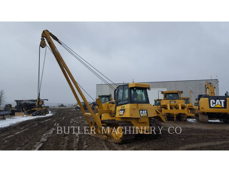 CATERPILLAR TIENDETUBOS PL61 equipment  photo 3