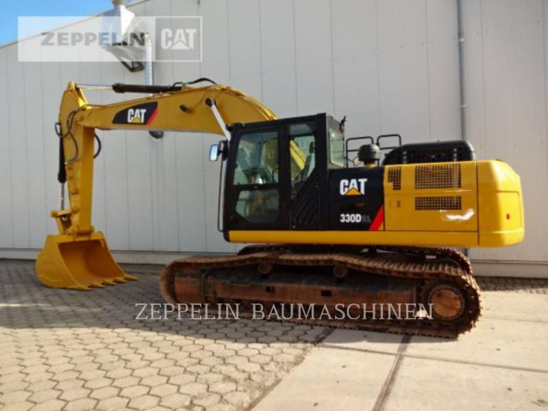 CATERPILLAR ESCAVADEIRAS 330D2L equipment  photo 6