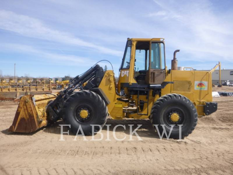 CATERPILLAR CARGADORES DE RUEDAS IT28 equipment  photo 6