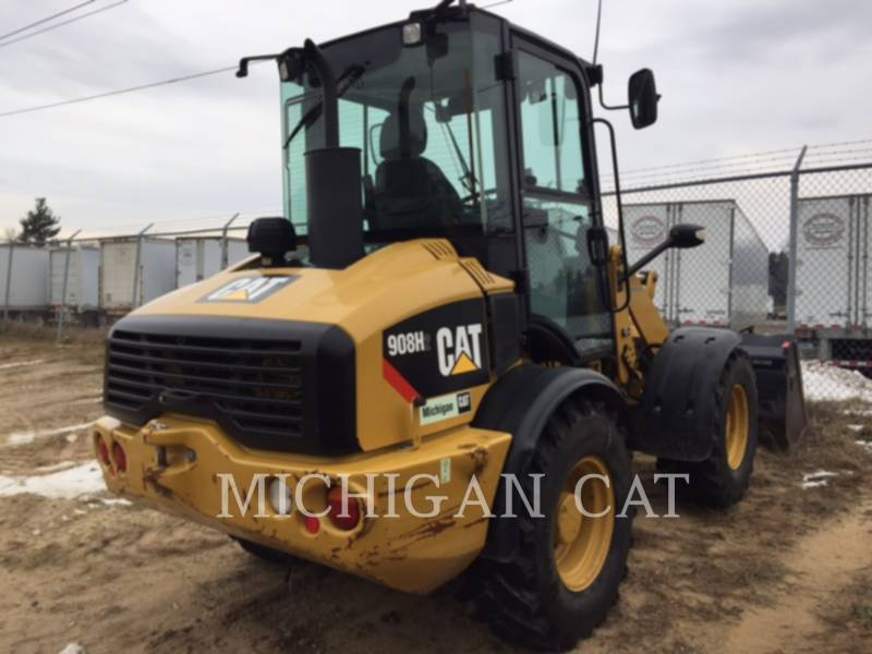CATERPILLAR WHEEL LOADERS/INTEGRATED TOOLCARRIERS 908H2 AR equipment  photo 4