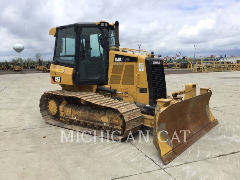 CATERPILLAR TRACK TYPE TRACTORS D4K2L CAGSALT equipment  photo 1