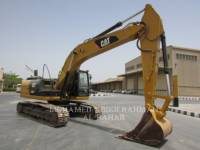CATERPILLAR KETTEN-HYDRAULIKBAGGER 320D2L equipment  photo 7