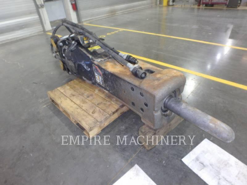 CATERPILLAR WT - ハンマー H120ES equipment  photo 1