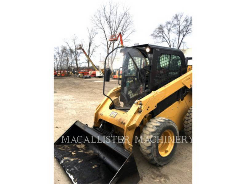 CATERPILLAR MINICARGADORAS 272D2 equipment  photo 3