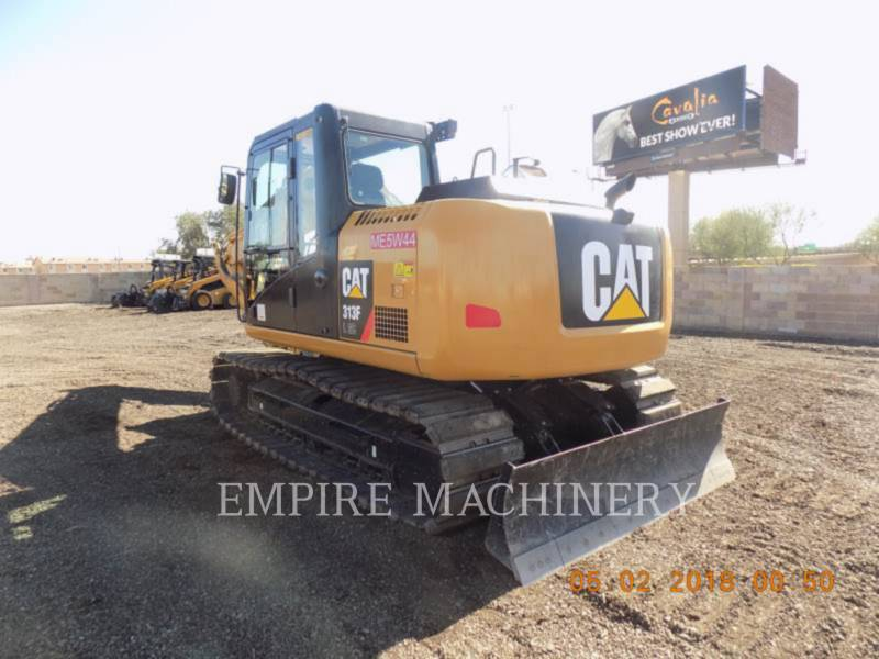 CATERPILLAR EXCAVADORAS DE CADENAS 313FLGC equipment  photo 4