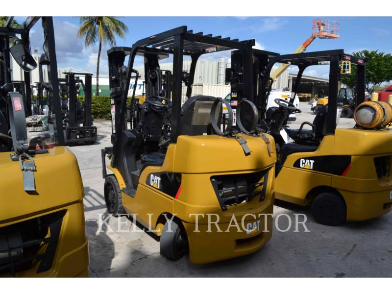 CATERPILLAR LIFT TRUCKS GABELSTAPLER C5000 equipment  photo 4