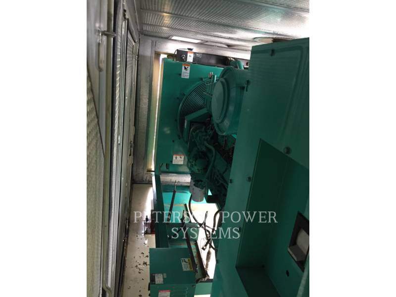 CUMMINS STATIONARY GENERATOR SETS 350DFCC equipment  photo 5