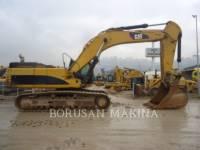 CATERPILLAR PELLE MINIERE EN BUTTE 349D equipment  photo 2