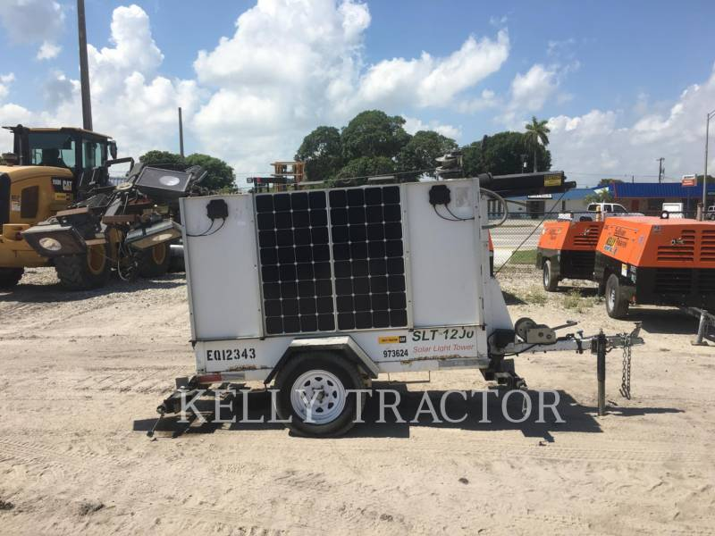 PROGRESS SOLAR SOLUTIONS LIGHT TOWER SLT1200-PSS equipment  photo 1