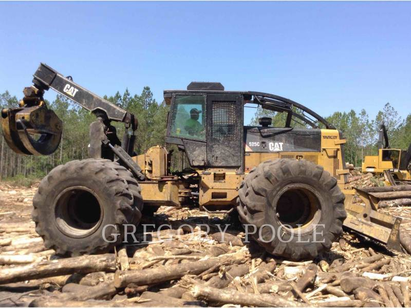 CATERPILLAR FORESTRY - SKIDDER 525C equipment  photo 8