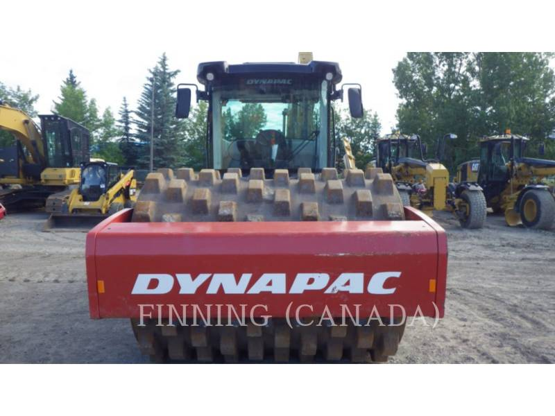 DYNAPAC COMPACTORS CA6000PD equipment  photo 3