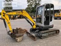Equipment photo WACKER CORPORATION EZ28 EXCAVADORAS DE CADENAS 1