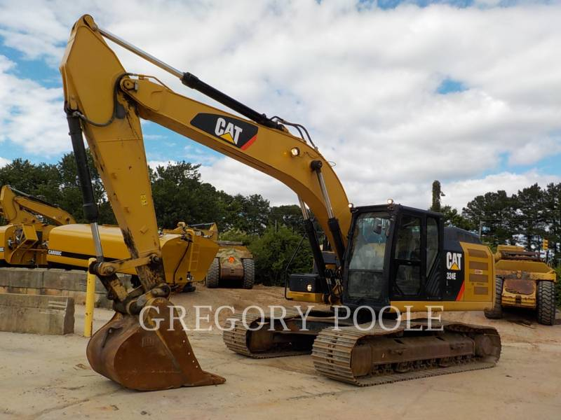 CATERPILLAR ESCAVADEIRAS 324E L equipment  photo 1