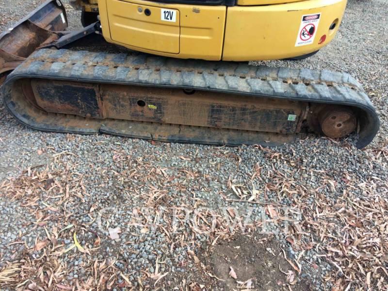 CATERPILLAR TRACK EXCAVATORS 305DCR equipment  photo 15
