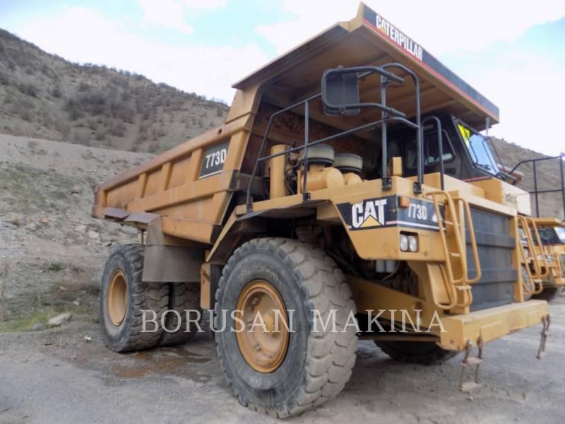 CATERPILLAR MULDENKIPPER 773 equipment  photo 1