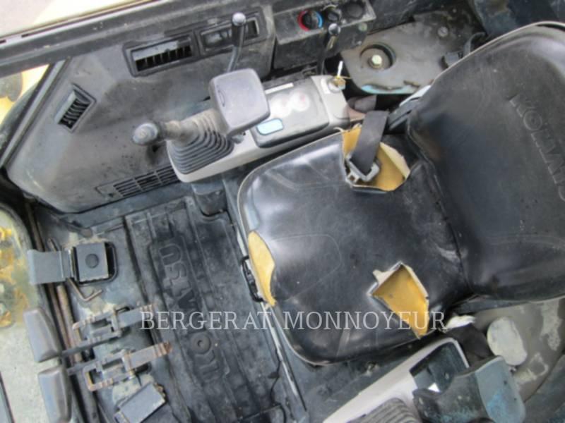 KOMATSU EXCAVADORAS DE CADENAS PC20MR.2 equipment  photo 5