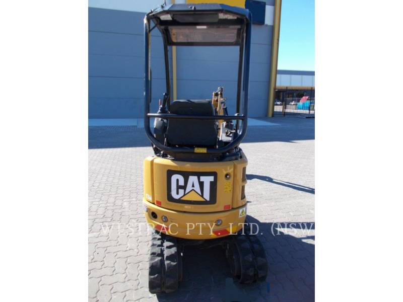CATERPILLAR TRACK EXCAVATORS 301.7DCR equipment  photo 5