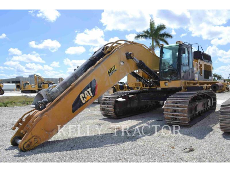 CATERPILLAR TRACK EXCAVATORS 374DL equipment  photo 1