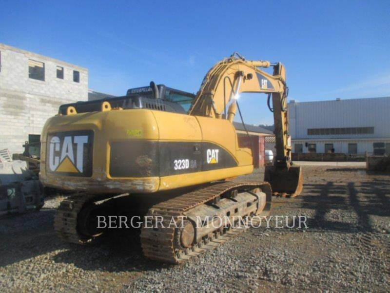 CATERPILLAR KETTEN-HYDRAULIKBAGGER 323D equipment  photo 2
