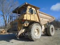 Equipment photo Caterpillar 773B CAMION MINIER PENTRU TEREN DIFICIL 1