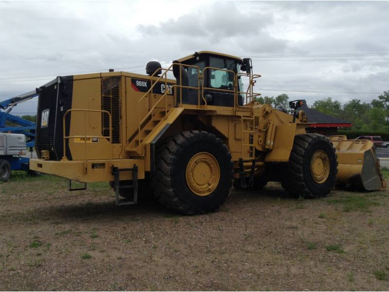 CATERPILLAR PALE GOMMATE/PALE GOMMATE MULTIUSO 988 K equipment  photo 6