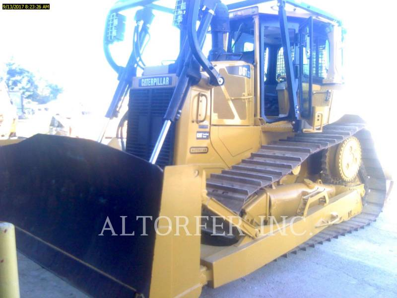 CATERPILLAR TRACTEURS SUR CHAINES D6T XW R equipment  photo 2