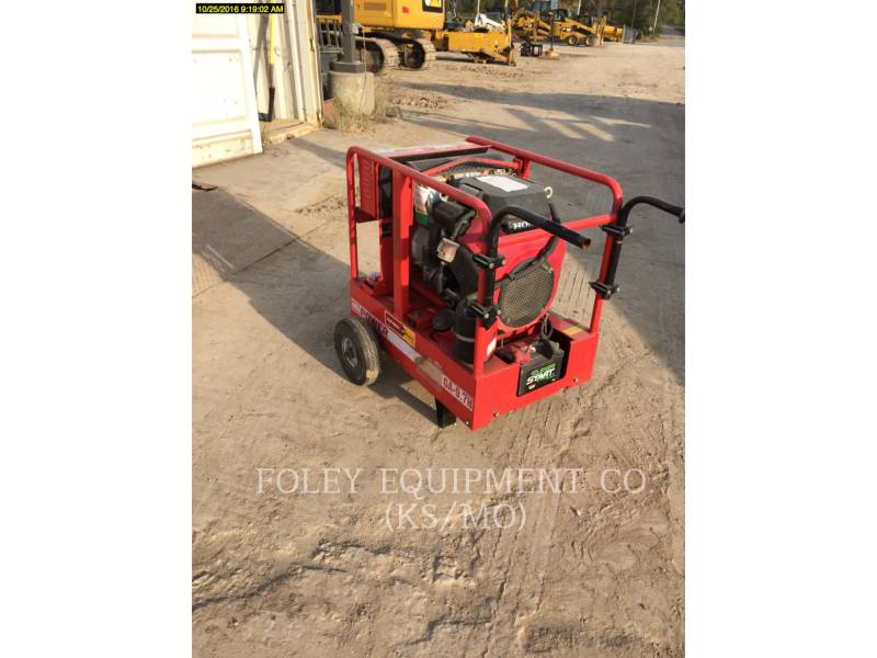 MULTIQUIP PORTABLE GENERATOR SETS GA97HEA equipment  photo 4