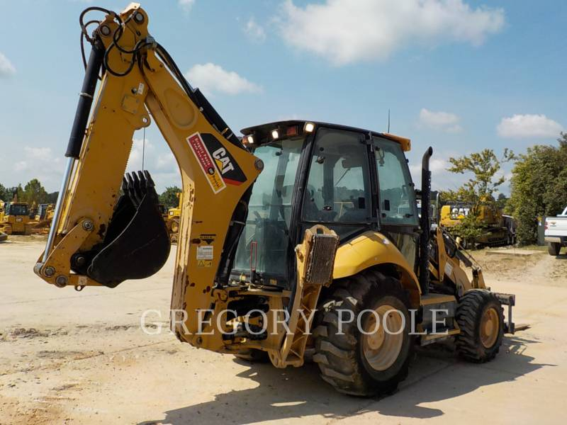 CATERPILLAR CHARGEUSES-PELLETEUSES 420F equipment  photo 9