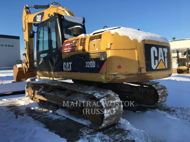 CATERPILLAR トラック油圧ショベル 320 D L equipment  photo 1