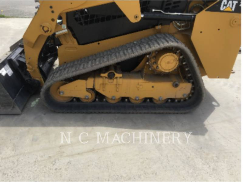 CATERPILLAR PALE CINGOLATE MULTI TERRAIN 249D equipment  photo 5