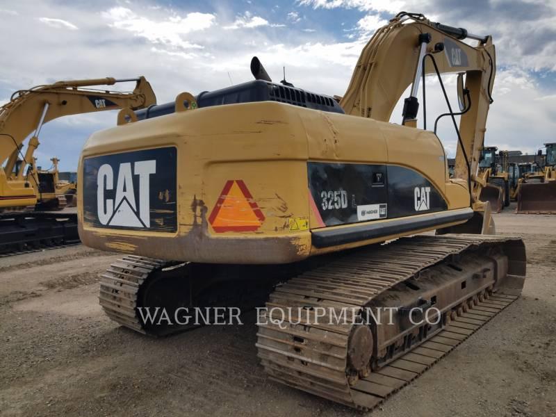 CATERPILLAR TRACK EXCAVATORS 325DL equipment  photo 3