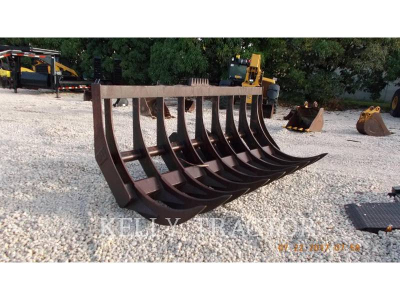 CATERPILLAR HERRAMIENTA DE TRABAJO - RASTRILLO 928G RAKES QC equipment  photo 1