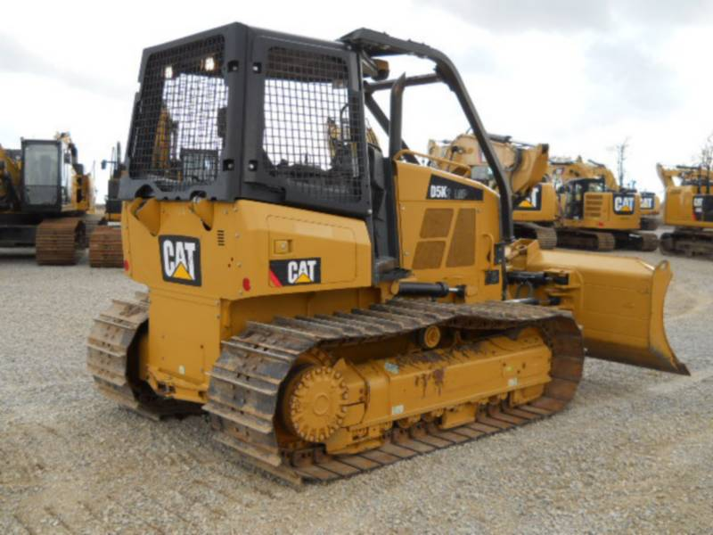 CATERPILLAR TRATTORI CINGOLATI D5K2LGP equipment  photo 5