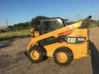 Equipment photo CATERPILLAR 262 D KOMPAKTLADER 1