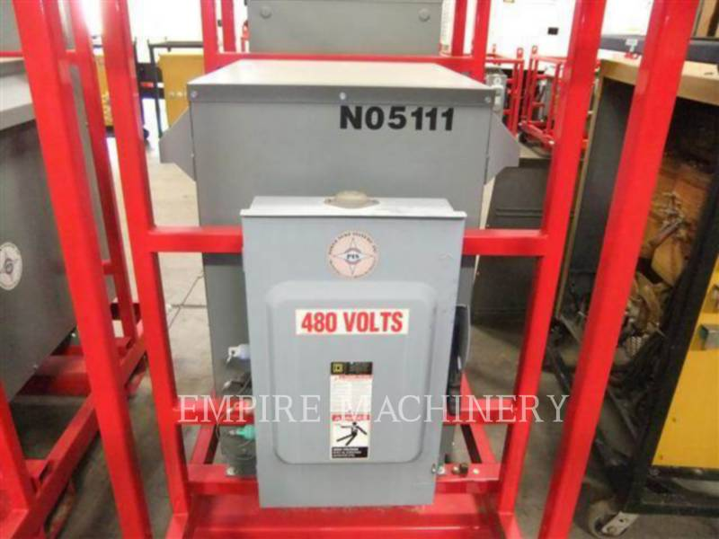 MISCELLANEOUS MFGRS AUTRES 150KVA PT equipment  photo 2