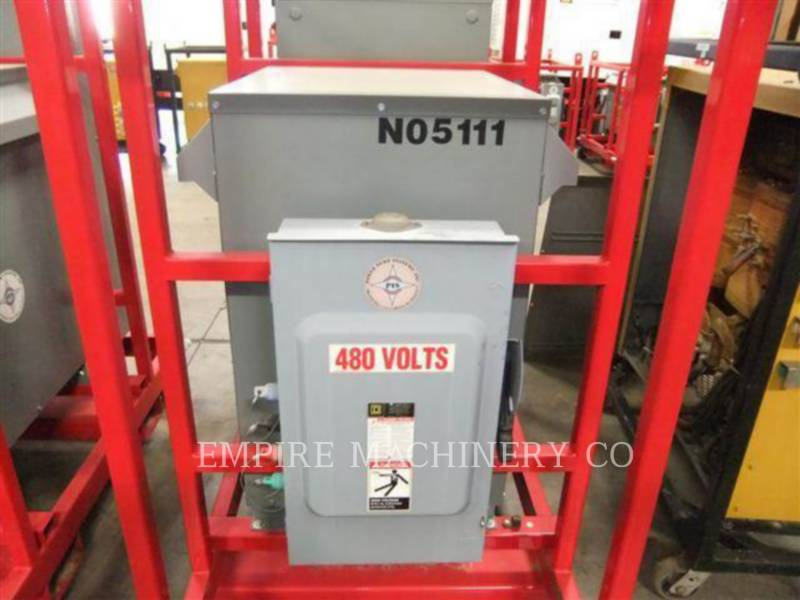 MISCELLANEOUS MFGRS EQUIPO VARIADO / OTRO 150KVA PT equipment  photo 4