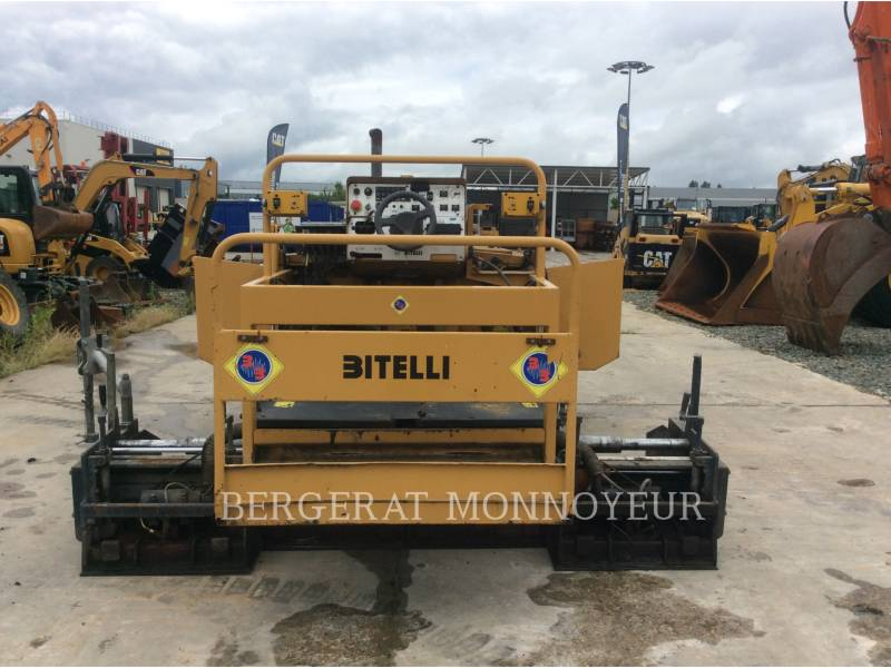 CATERPILLAR ASPHALT PAVERS BB621 equipment  photo 5