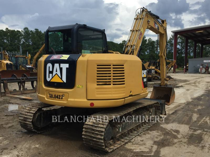 Caterpillar EXCAVATOARE PE ŞENILE 308 E CR SB equipment  photo 4