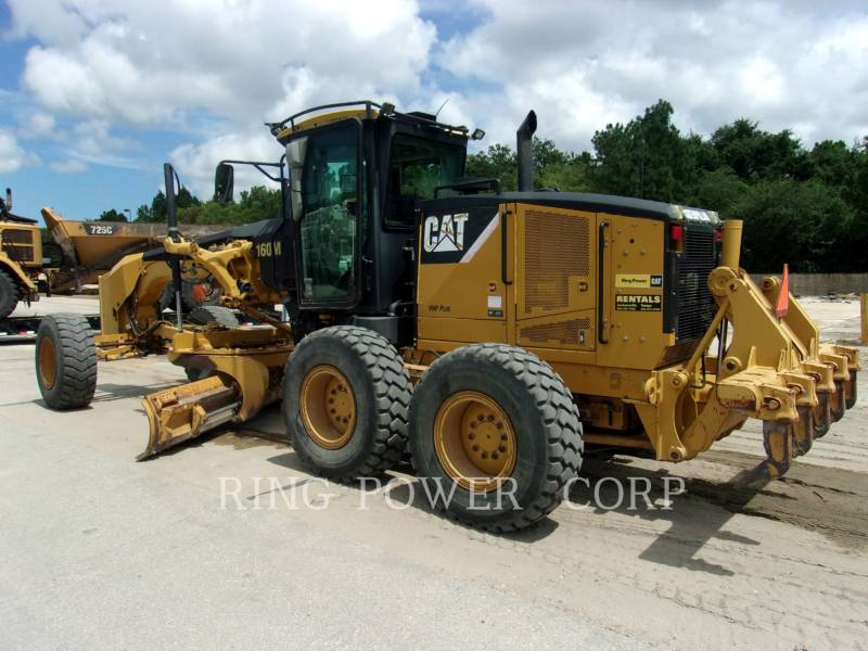 CATERPILLAR NIVELEUSES 160M VHP equipment  photo 3