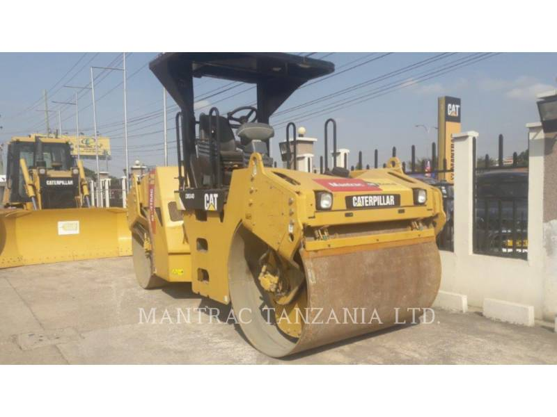 CATERPILLAR WT - COMPACTOR CB-534D equipment  photo 2