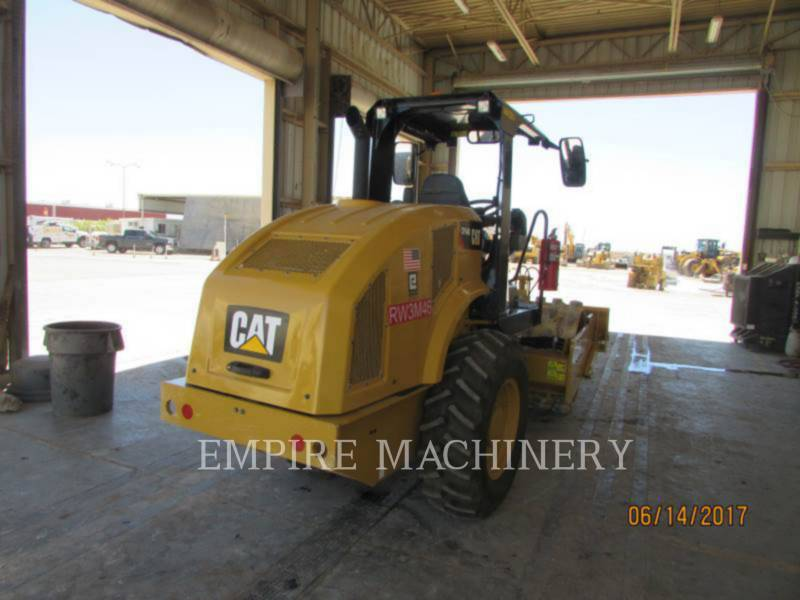 CATERPILLAR EINZELVIBRATIONSWALZE, BANDAGE CP44B equipment  photo 2